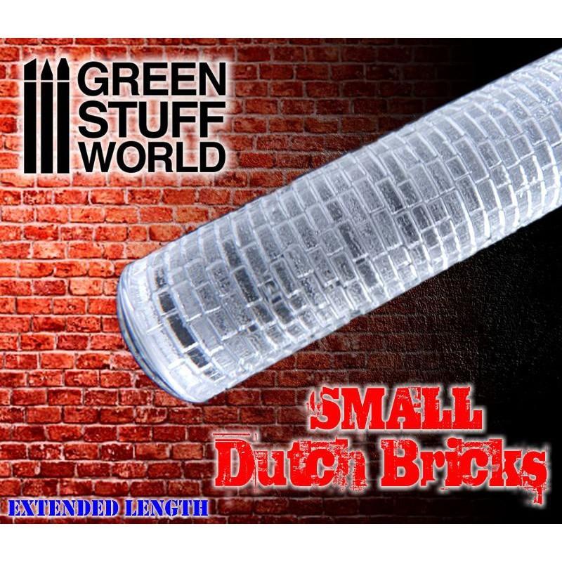 mighty-games-Rouleaux texturé - Small Dutch Bricks