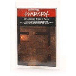 mighty-games-Warcry - Catacomb Plateau Pack