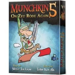 mighty-games-Munchkin 5 - On Zeu Rôde Again