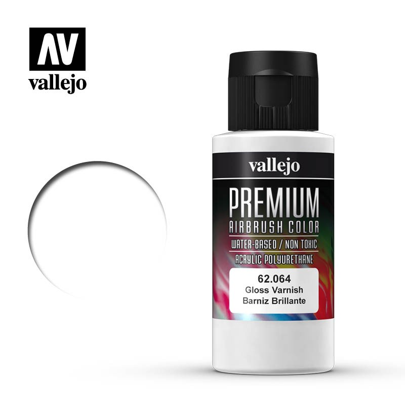 mighty-games-Vallejo Auxiliaries - Premium Gloss Varnish 60ml (62.064)