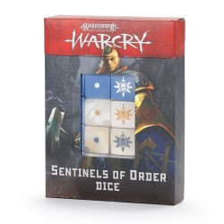 mighty-games-Warcry - Order Sentinel Dice Set