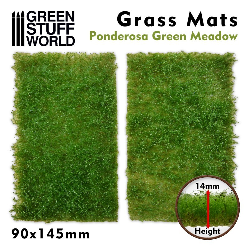 mighty-games-Grass Carpet Cutting - Ponderosa Green Prairie