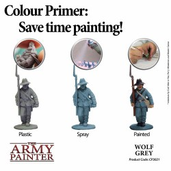 mighty-games-Primer - Wolf Grey