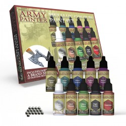 mighty-games-Metallic Colours Paint Set