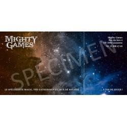 mighty-games-Gift voucher - 200 CHF