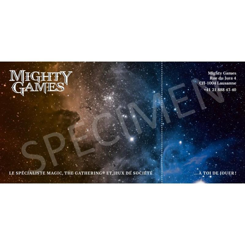 mighty-games-Gift voucher - 100 CHF