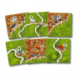mighty-games-Carcassonne - Les Barbiers-Chirurgiens