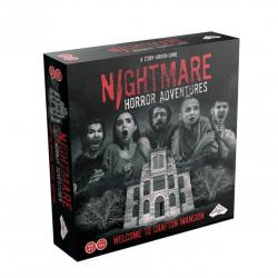 mighty-games-Nightmare Horror Adventures - Bienvenue au Manoir Crafton