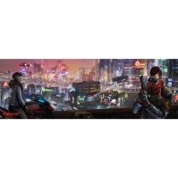 mighty-games-Cyberpunk RED - Ecran de Données