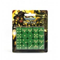 mighty-games-Orks Dice Set