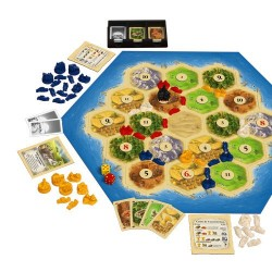 mighty-games-Catan the basic game