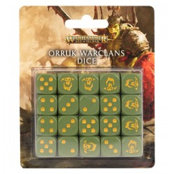 mighty-games-Orruk Warclans Dice Set