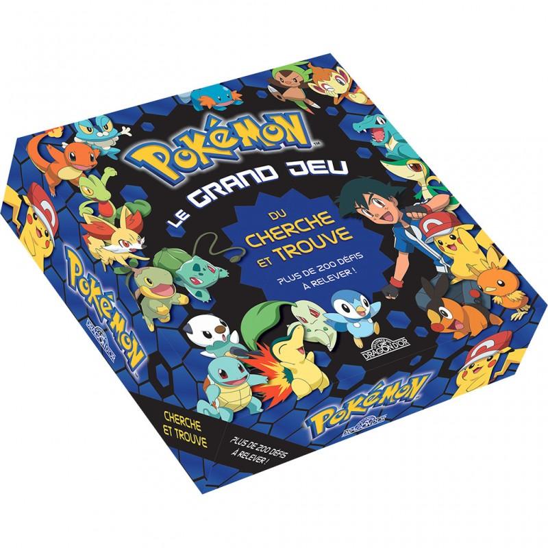 mighty-games-Pokemon - Le grand jeu du cherche et trouve